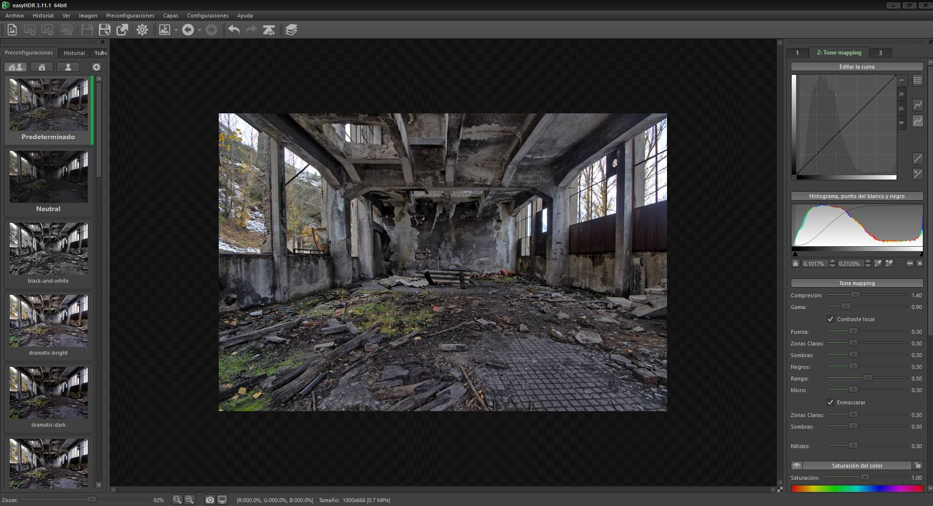 easy hdr images
